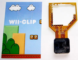 wiiclip for wii mod chips